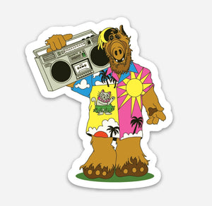Alf Sticker