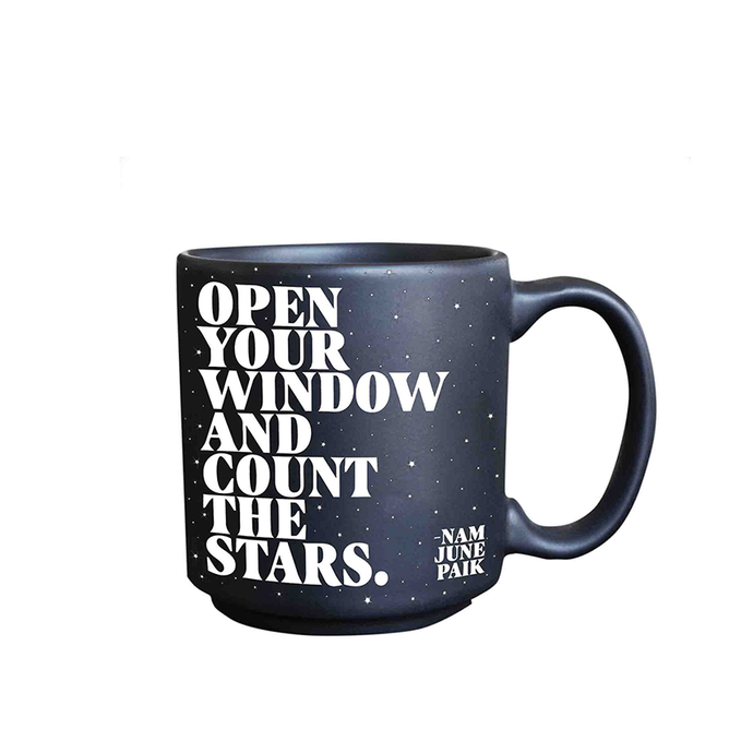 Open Your Window Mini Mug