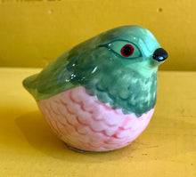 Load image into Gallery viewer, stoneware bird