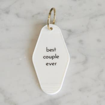 best couple ever keychain
