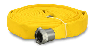 Pool Pump Fire Hose 1 1/2 Inch Yellow Forestry USA Made