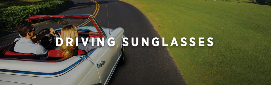 Why You Should Wear Sunglasses When Driving
