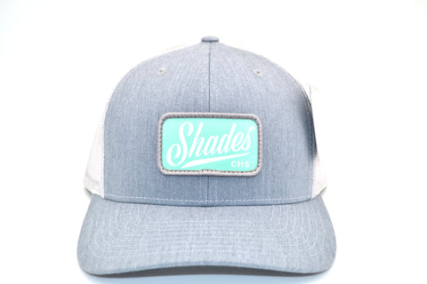Shades Woven Patch Hat