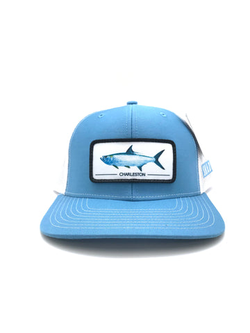 Tarpon Patch Hat