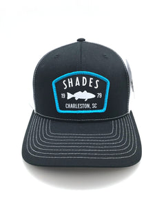 Redfish Woven Patch Hat