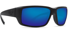 Load image into Gallery viewer, Costa Fantail Blackout Blue Mirror Lenses