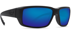 Costa Fantail Blackout Blue Mirror Lenses