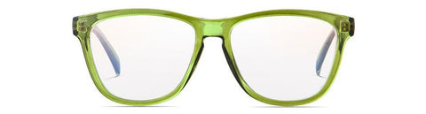 Crux Blue Light Blocker Transparent Green