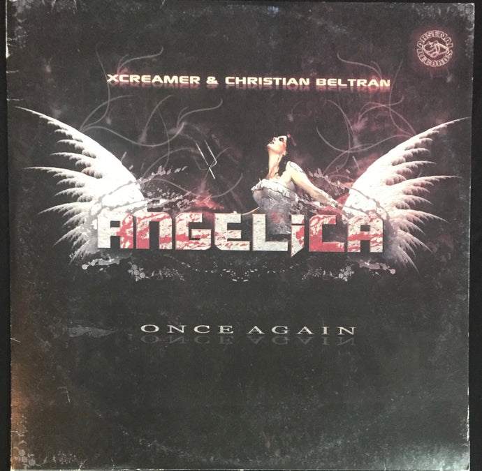 Vinilo Xcreamer & Christian Beltrán.- ANGELICA ONCE AGAIN