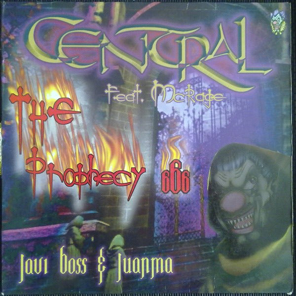 Vinilo Central Feat. MC Rage.- THE PROPHECY 666