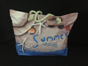 "Bolso playa ""summer"""