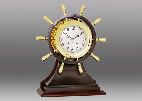 "6"" Limited Edition Mariner Clock"