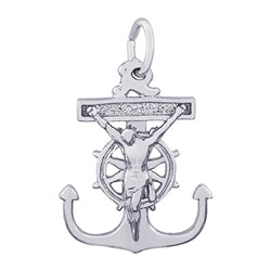 Mariner's Cross Charm