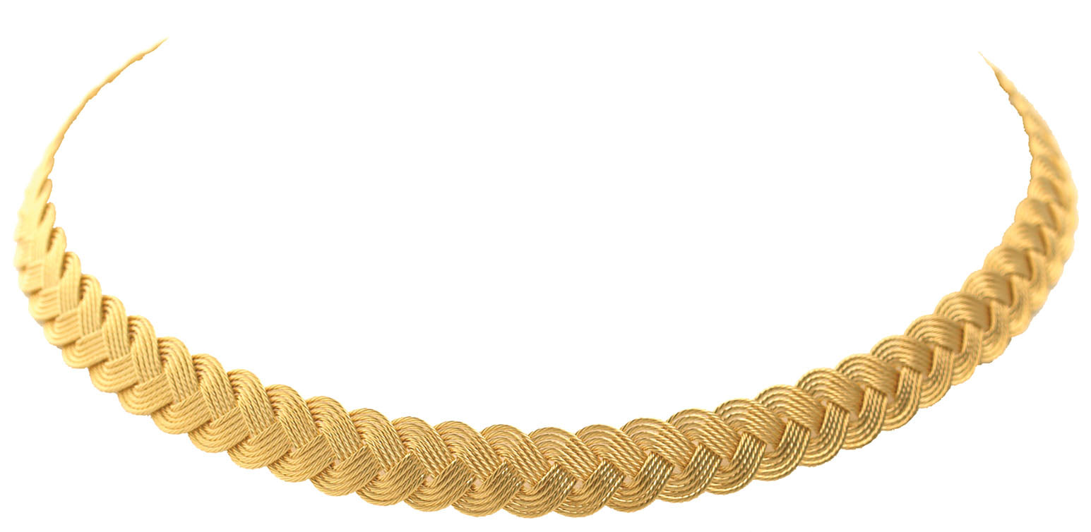 9mm Braid Necklace