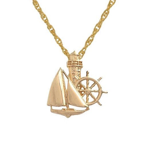 Nautical Trio Pendant