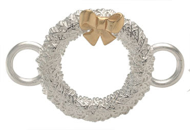 Holiday Wreath Bracelet Top