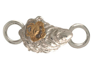 Oyster with Crab Bracelet Top