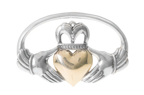Claddagh Bracelet Top