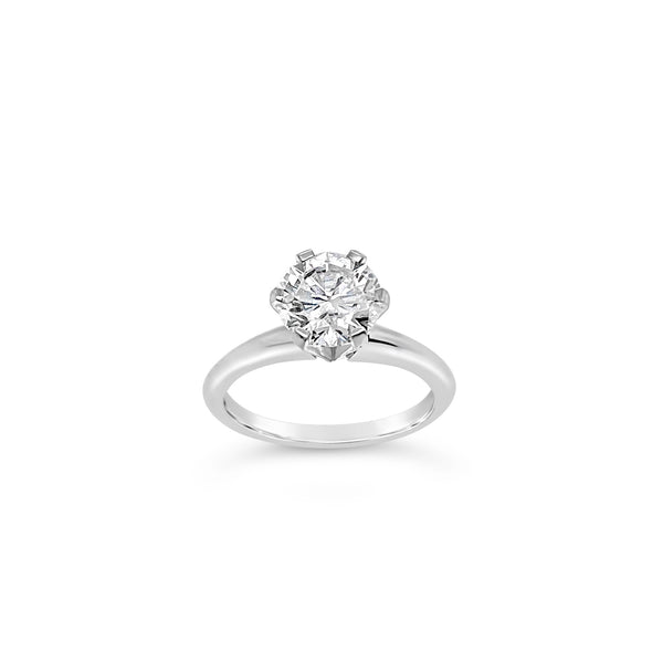 1.47 carat Diamond Solitaire Ring