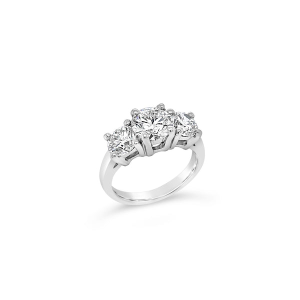 1.20 Carat Diamond Three Stone Ring