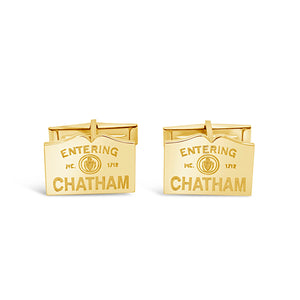 Entering Chatham Cufflinks