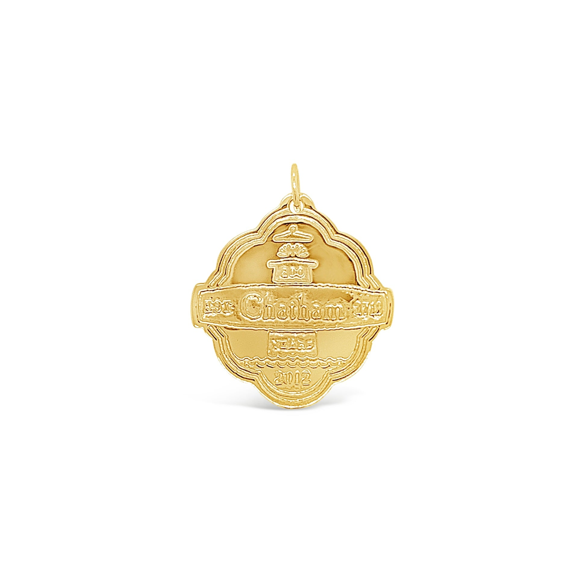 Chatham 300th Anniversary Pendant