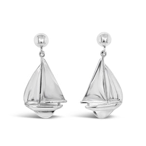Sailboat Dangle Earrings