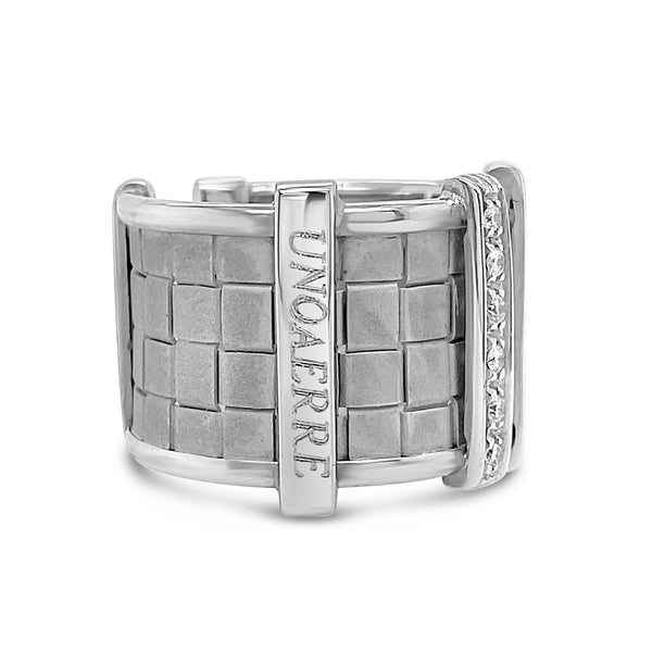 COUTURE2000 Woven Cuff Ring