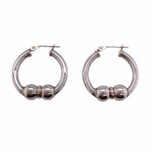 *DISCONTINUED* Cape Cod Double Ball Hoops