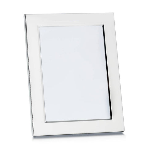 Classic Silverplate 5x7 Picture Frame