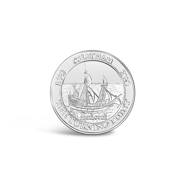 "Chatham ""Turning Point"" Medallion"