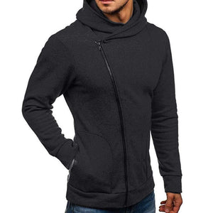 Fashion Men's New Style Casual Plain Hoodie