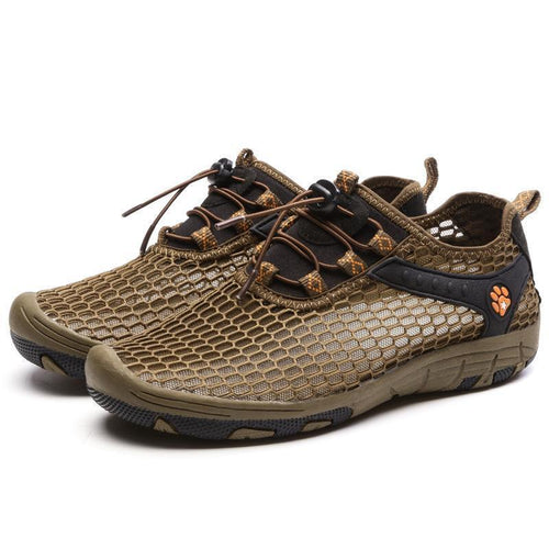 Breathable Mens Daily Walking Shoes