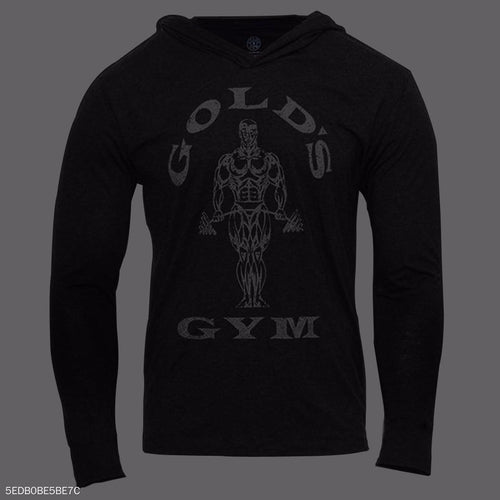 Men's Bodybuilding Hoodies Golds Gym Clothing