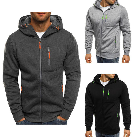 Sports Style Hoodie