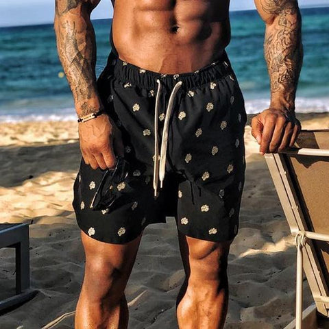 Shipping Fashion Vacation Quick Dry Beach Shorts