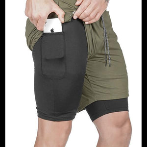 Men's Summer Mesh Sport Shorts