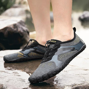 Outdoor wading breathable fitness running hiking Sport shoes