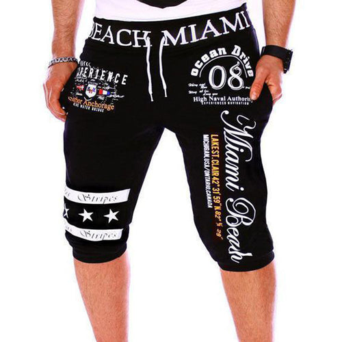 Digital Printed Sports Pants