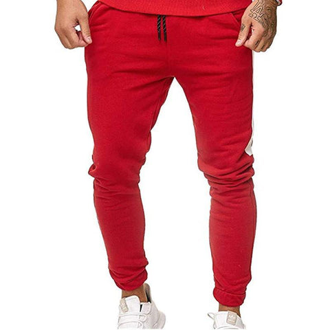 Casual Men's Plain Long Pants