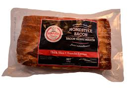 Red Dot Homestyle Bacon 1kg (frozen)