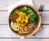 Turmeric Roasted Cauliflower Bowl