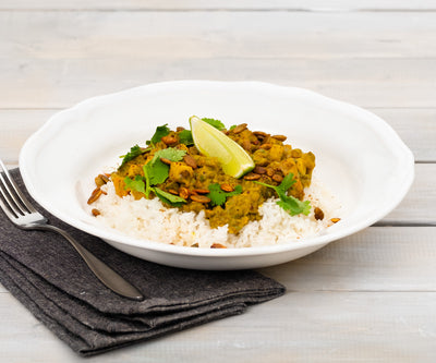 Mulligatawny Rice Bowl