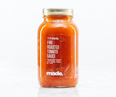 Fire Roasted Tomato Sauce