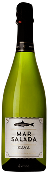 Mar Salada Brut Nature Cava - Penedes, Spain