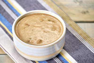 Creamy Forest Mushroom Soup