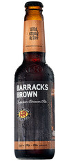 Wild Rose- Barracks Brown