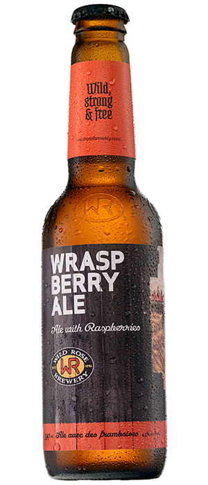 Wild Rose- Wraspberry Ale