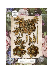 Redesign Décor Moulds® - Wilderness Rose - Size 5x8