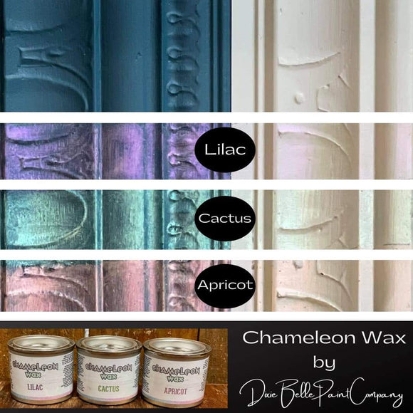 Chameleon Waxes - New colors!